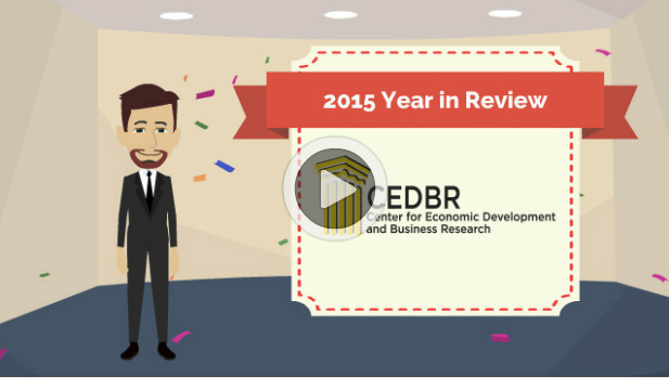 Click here to check out the CEDBR's 2015 Year In Review.