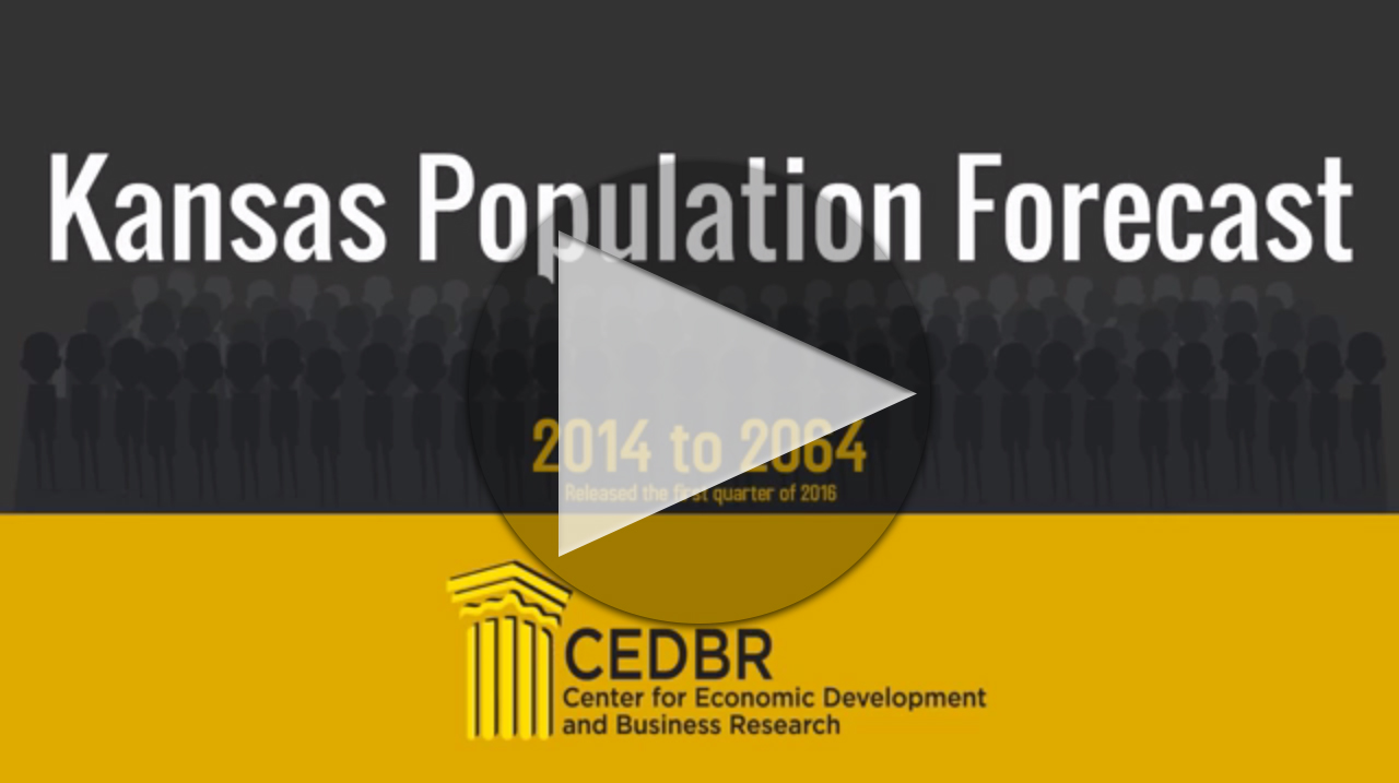 Check out the Kansas Population Forecast (2014 to 2064)