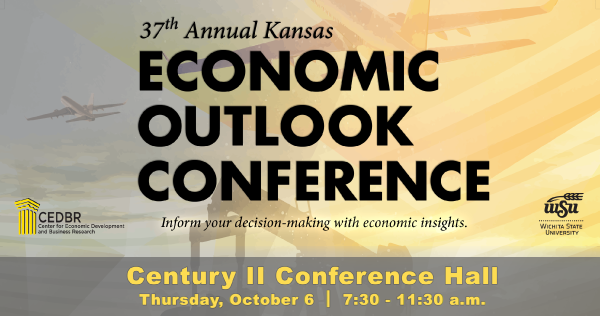 37th Annual Kansas Economic Outlook Conference in Wichita, October 6, 2016
